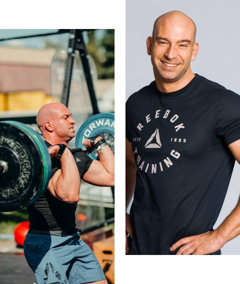 Branislav Martanovič - Fitness tréner Bratislava